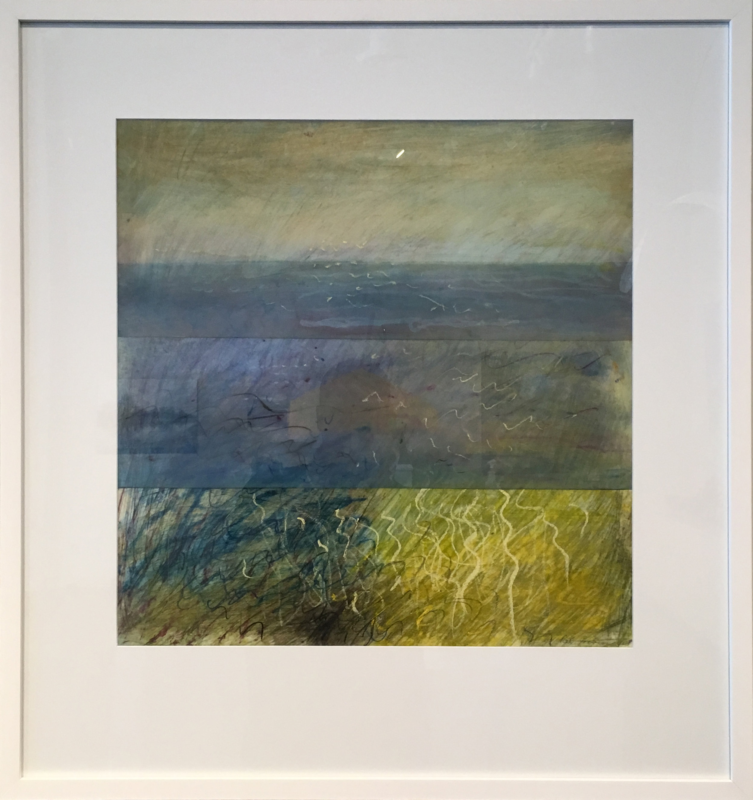 Seascape #2 by Pat Gibson