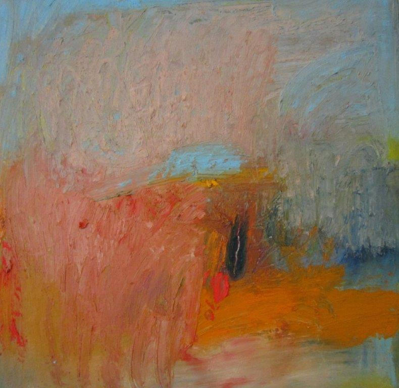 SOLD ||  Moving Sky by Pat Gibson