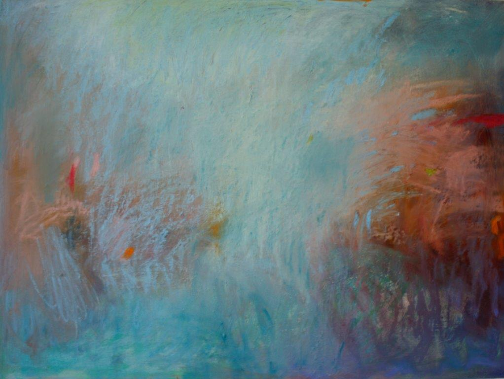 SOLD || Wednesday Mist by Pat Gibson