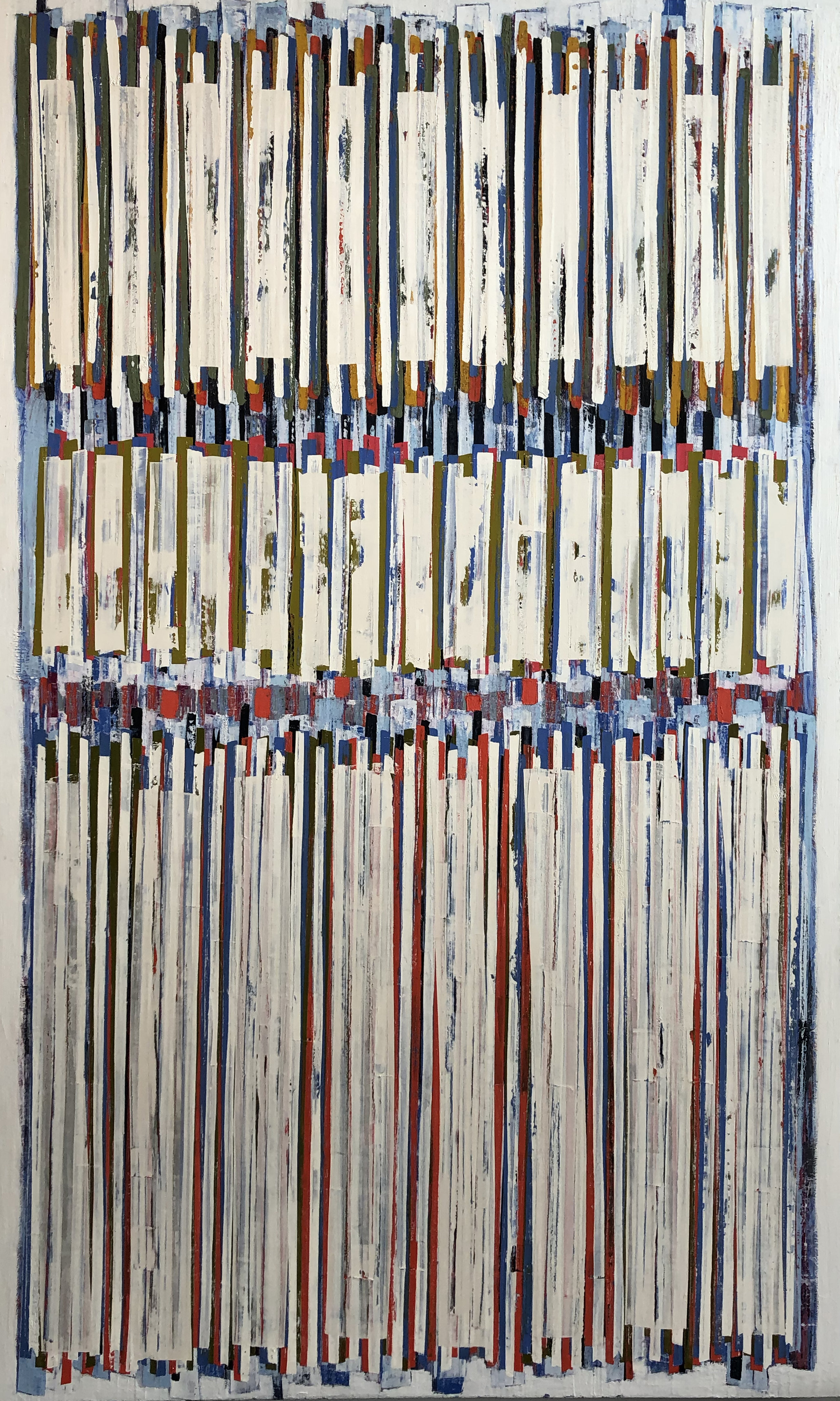 Rothko Bands by Laurie Skantzos