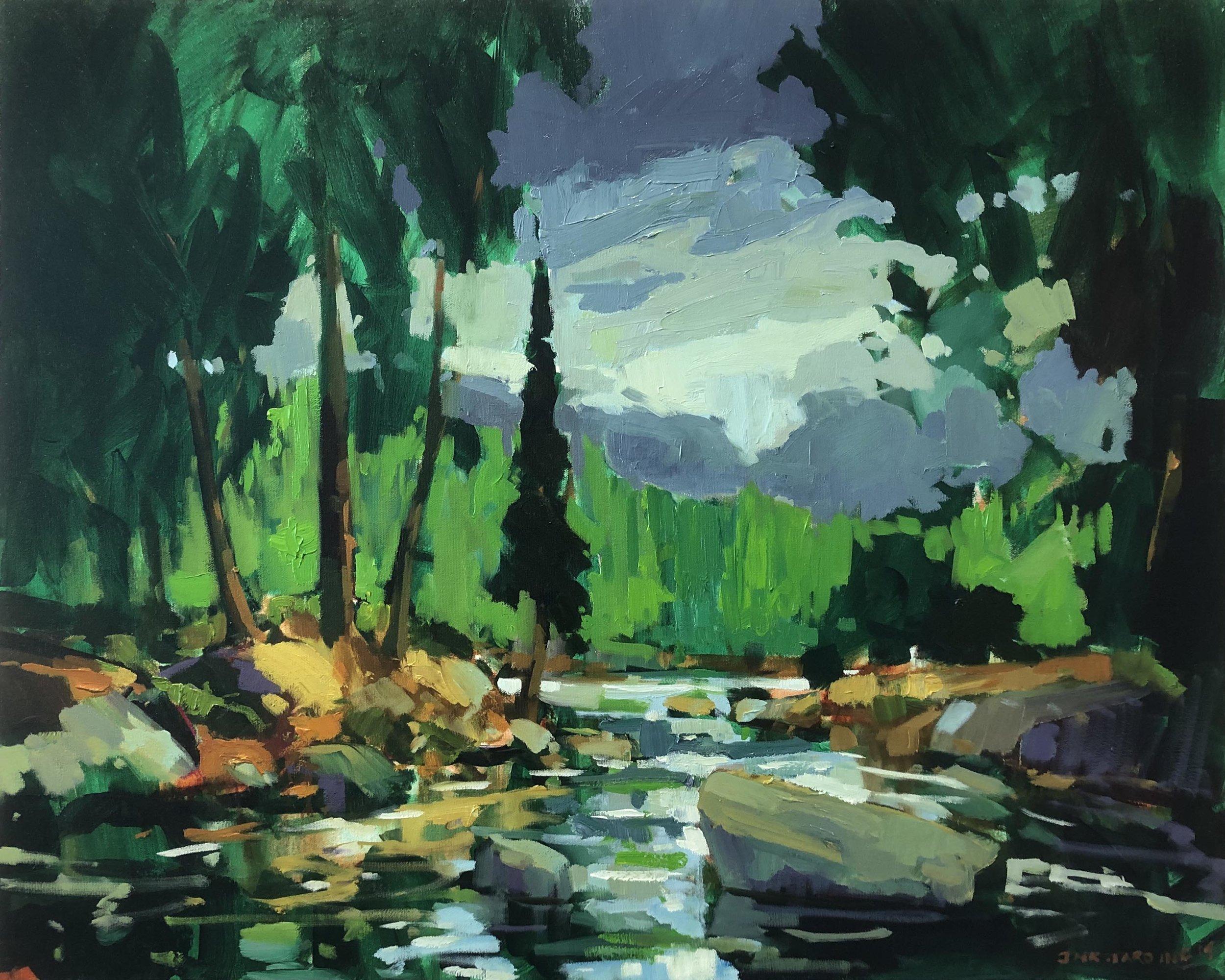 A Quiet Place II by Jamie Jardine
