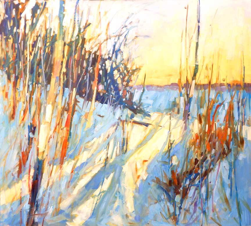The Warming by Sheila Davis