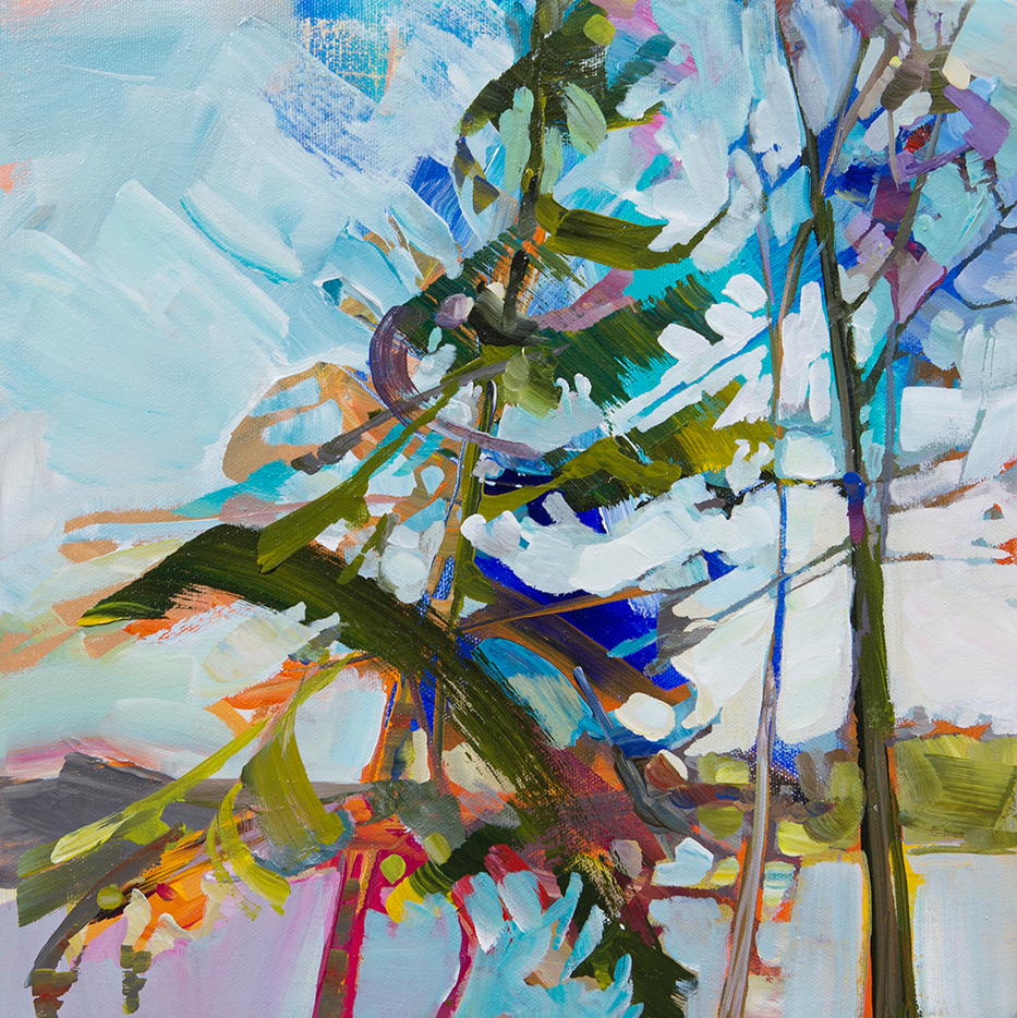 SOLD || Tree Study by Amy Montgomery
