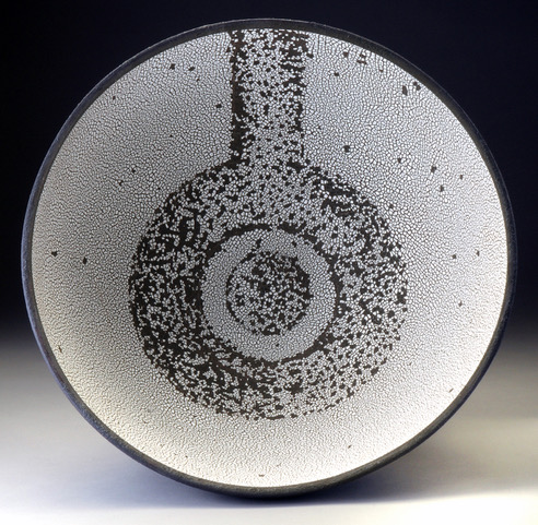 Reticulated Bowl by Maja Padrov