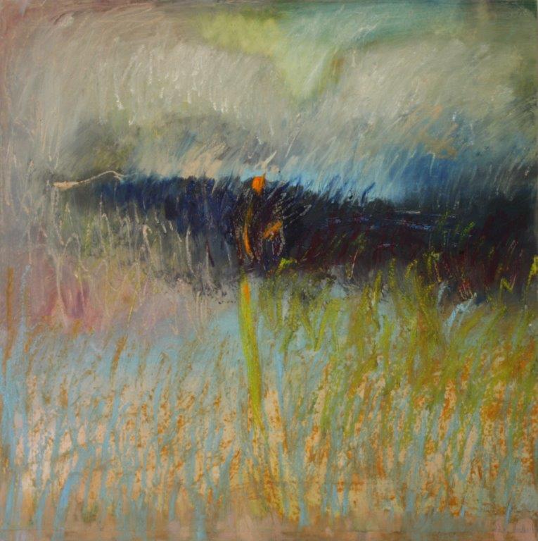 Garden Rhythms 1 by Pat Gibson