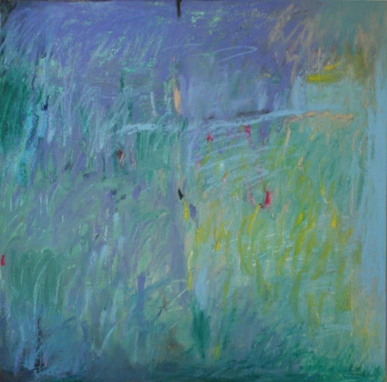 SOLD || Pond Rhythms by Pat Gibson