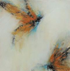 A peculiar breeze 4 by Annette Kraft van Ermel