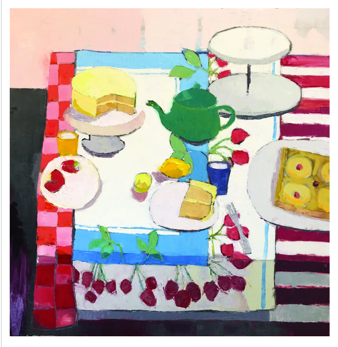 Pineapple Upside Down Cake by Grace Afonso