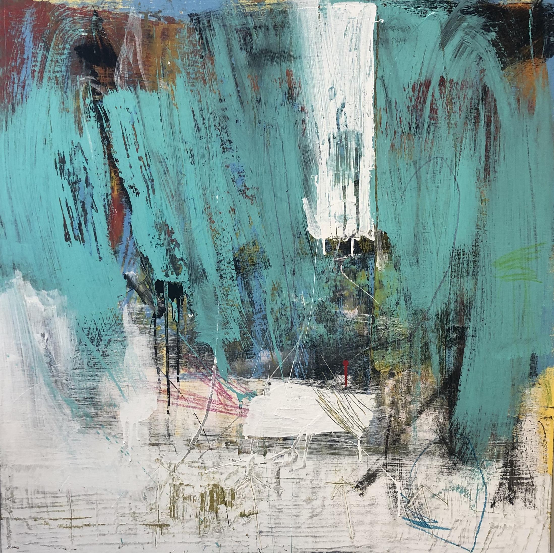 Convergence #1 by Jamie Jardine