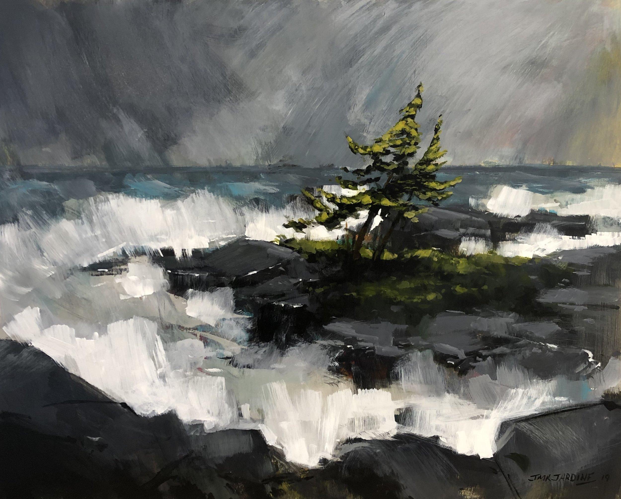 SOLD || Rooted by Jamie Jardine