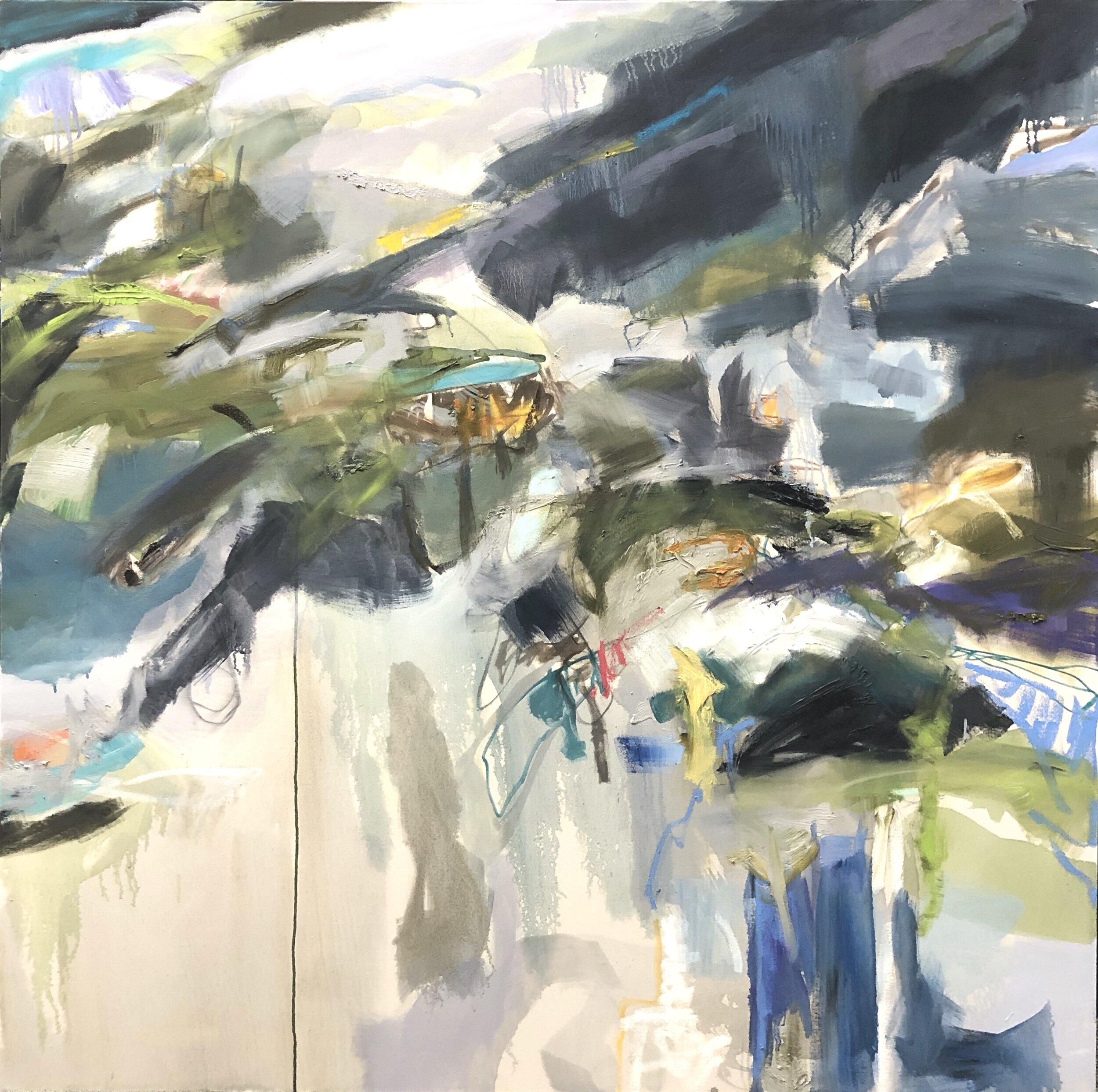 Grounding II by Sharon Barr