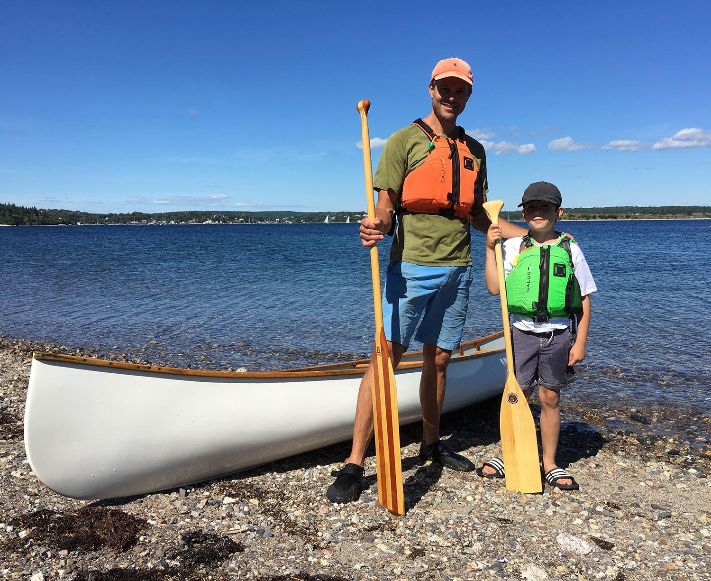 Paddle to Quaker Island