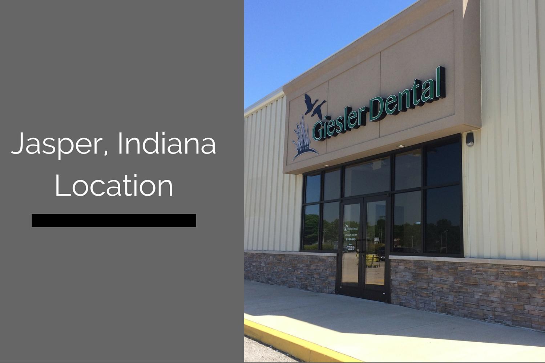 Giesler-Dental-Jasper-Indiana-Location