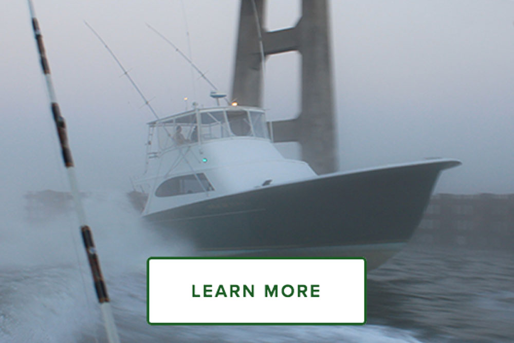 high return sportfishing - the boat & crew
