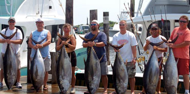 Refer a Friend and Go Fishing with High Return Sportfishing