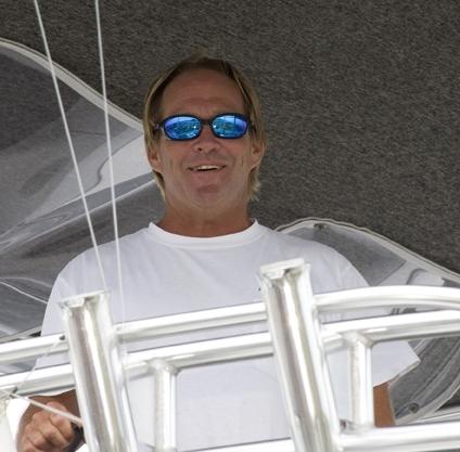 Captain Dave Swain