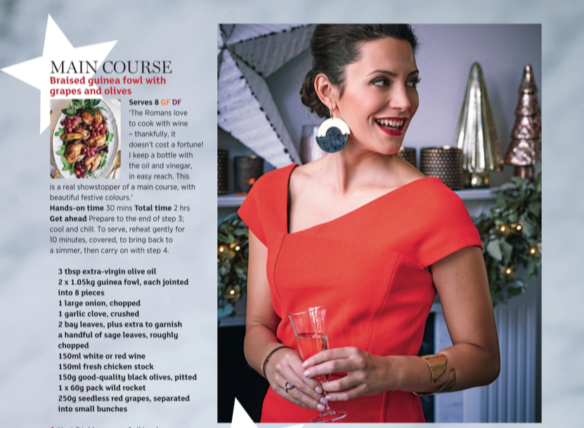 Sainsbury's Magazine, November 2016