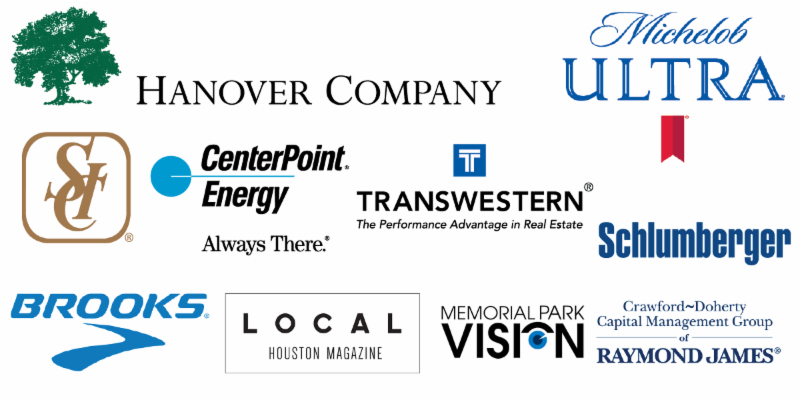 Sponsoring Houston events with other local businesses.