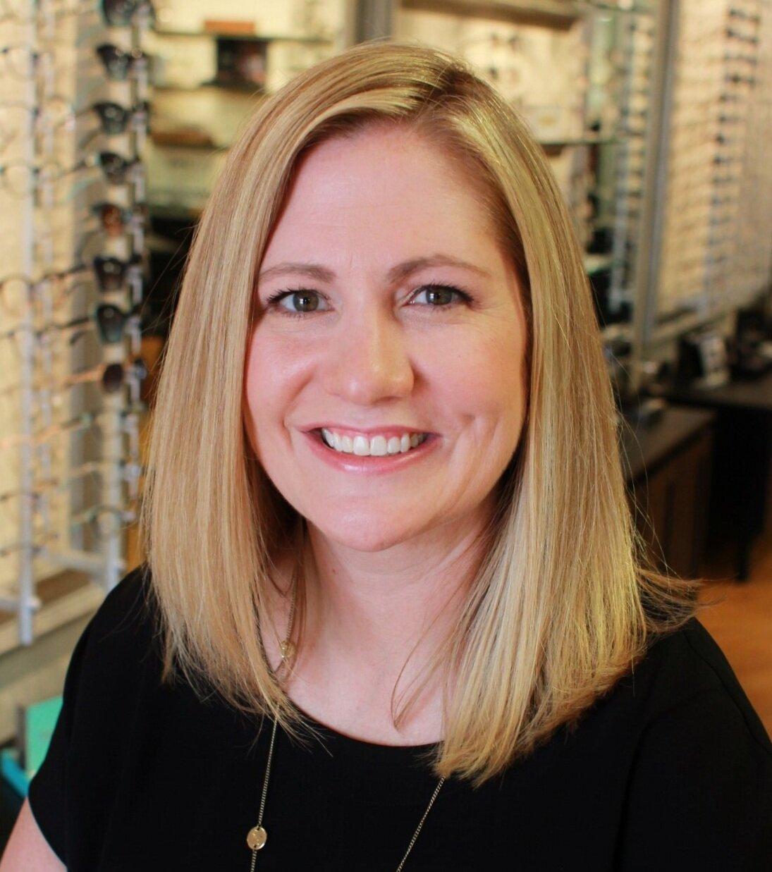 Dr. Nancy Heine, O.D.  DrHeine@MemorialParkVision.com