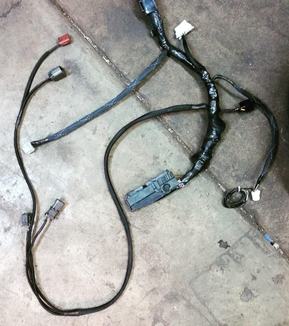 VQ Swap Wiring Service DE/HR/VHR — Hexa GarageHexa Garage