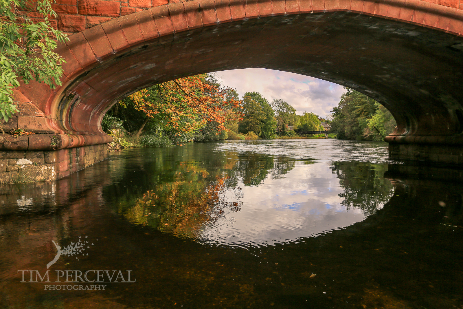 Autumn Bridge at Callander
