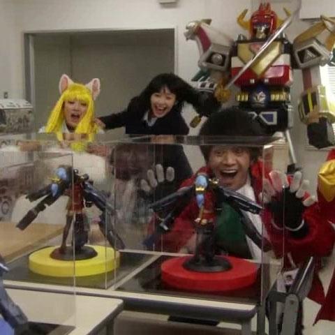 Show Discussed:  Unofficial Sentai Akibaranger