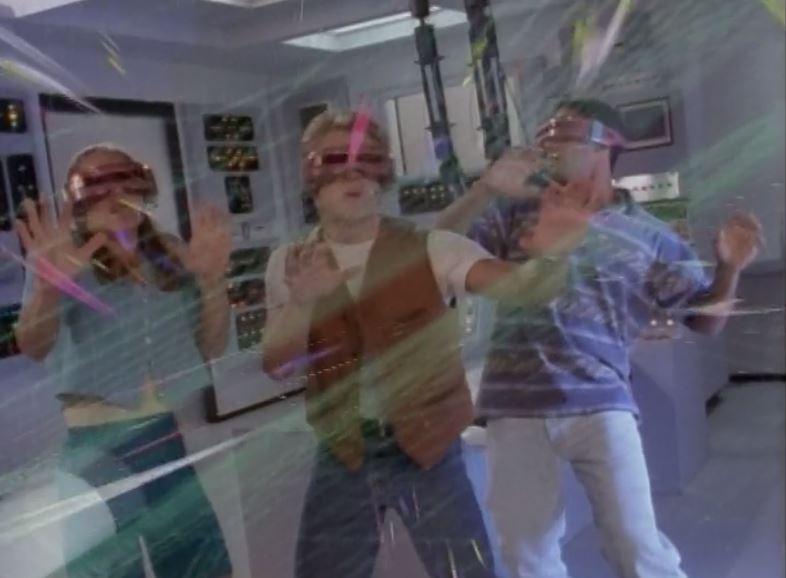 Episode Discussed :  VR Troopers  S1E1: The Battle Begins Part 1