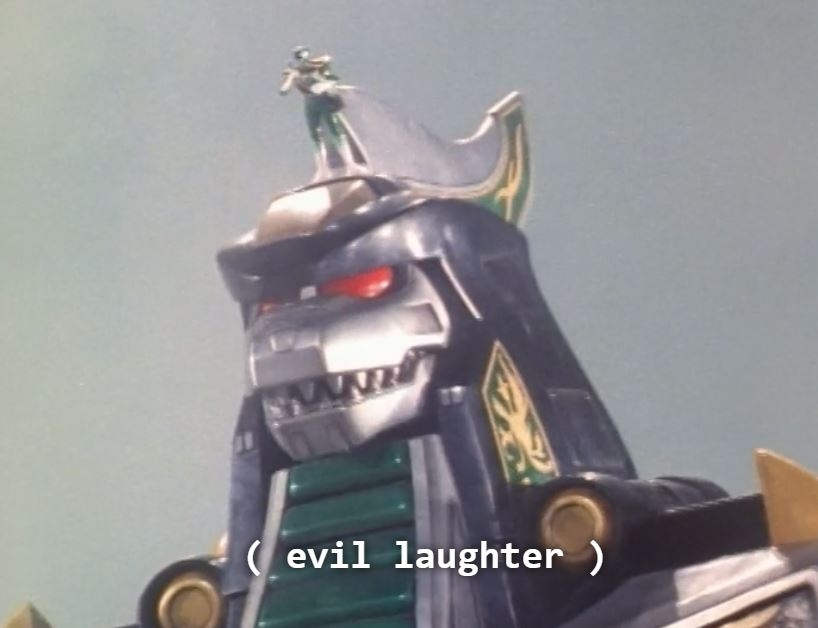 Episode Discussed : MMPR S1E21: Green With Evil - Part 5