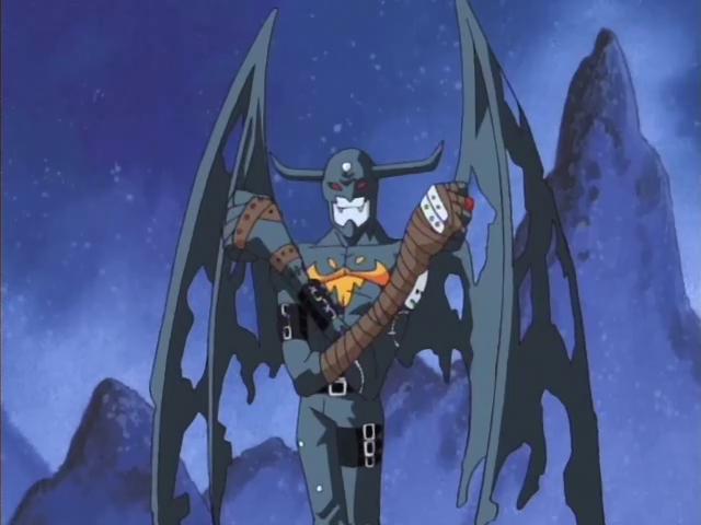 Episode Discussed : Adventure 01: Episode 08: Evil Shows His Face