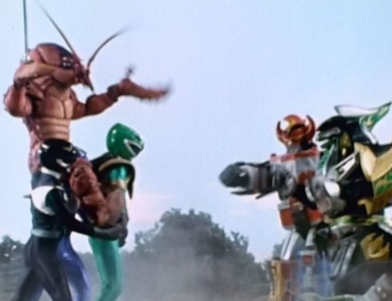 Episode Discussed: S01E59: Mighty Morphin' Mutants