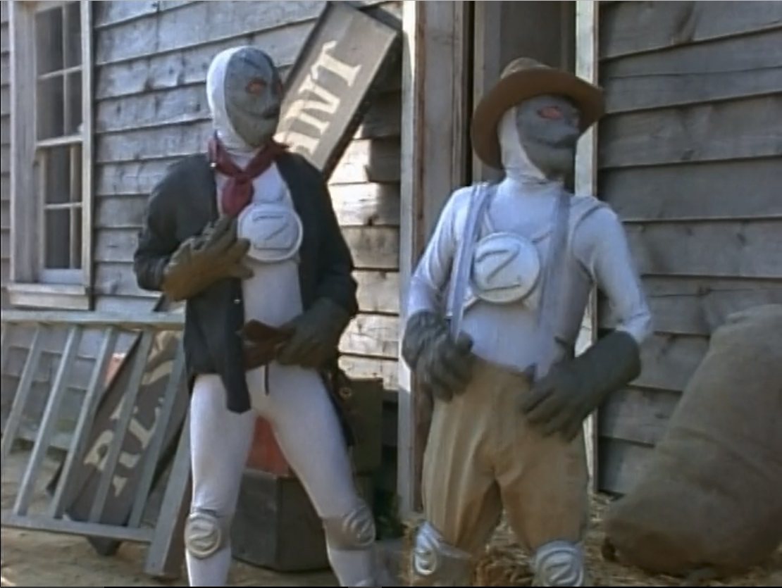 S02E50: Wild West Rangers Part 1