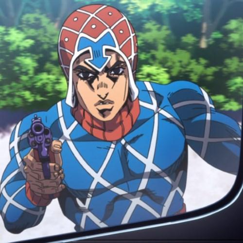 JoJo's Bizarre Rewatch 5 4 - Gun Is My Superpower Bakacast