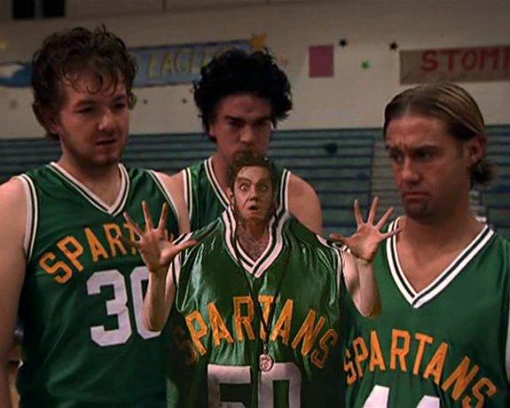 The Luck of the Irish (2001)