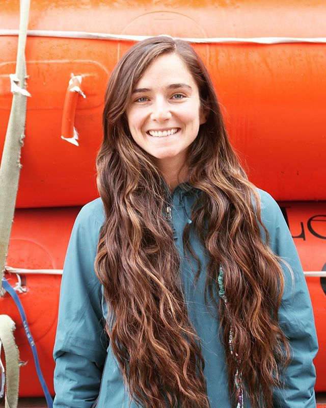 We are proud to introduce our Summer 2019 Guide Crew and will be featuring them over the month of July! ⭐️ First up we have Clare/Air Clare from Oakland, CA who has been guiding for Lewis & Clark for six years. She studied Psychology and Philosophy at the University of Rochester and has a Masters of Environmental Policy from the University of Colorado. When she is not guiding trips, you can find Clare pickling various vegetables, ascending large pieces of granite, groovin' to bluegrass and funk, telling stellar jokes, and living in a van in the general vicinity of the river. Come rafting with Clare!