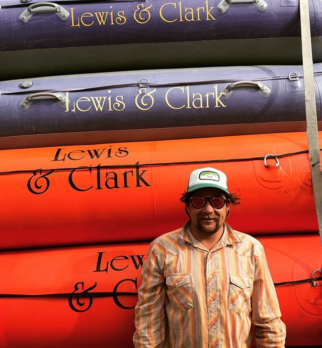 """Meet our river guide Danny! Danny/Chip is from South Lake Tahoe and has been guiding whitewater for ten seasons. He is an avid skier & kayaker and lives by the motto """"life is a garden, dig it"""". Come rafting with Danny!"""