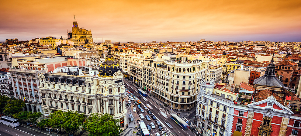MADRID MISSION  We support David and Dana Santiago, missionaries and pastors of International Church who are sharing the gospel with the people of Madrid, Spain.