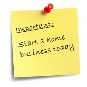 Start a Business Today!