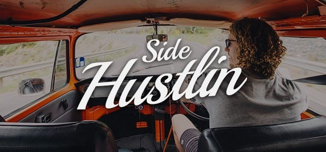 Start a side hustle business