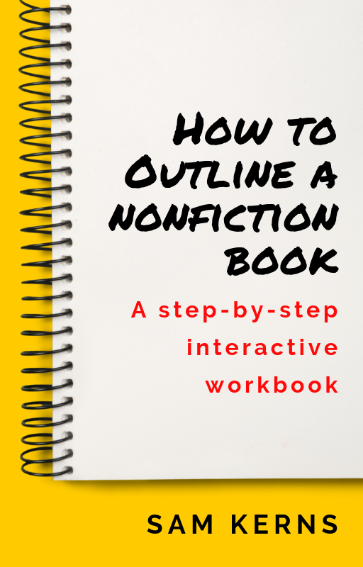 How to outline a nonfiction book