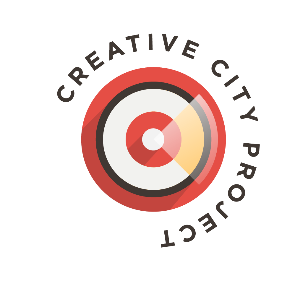 Creative City Project logo download  here .