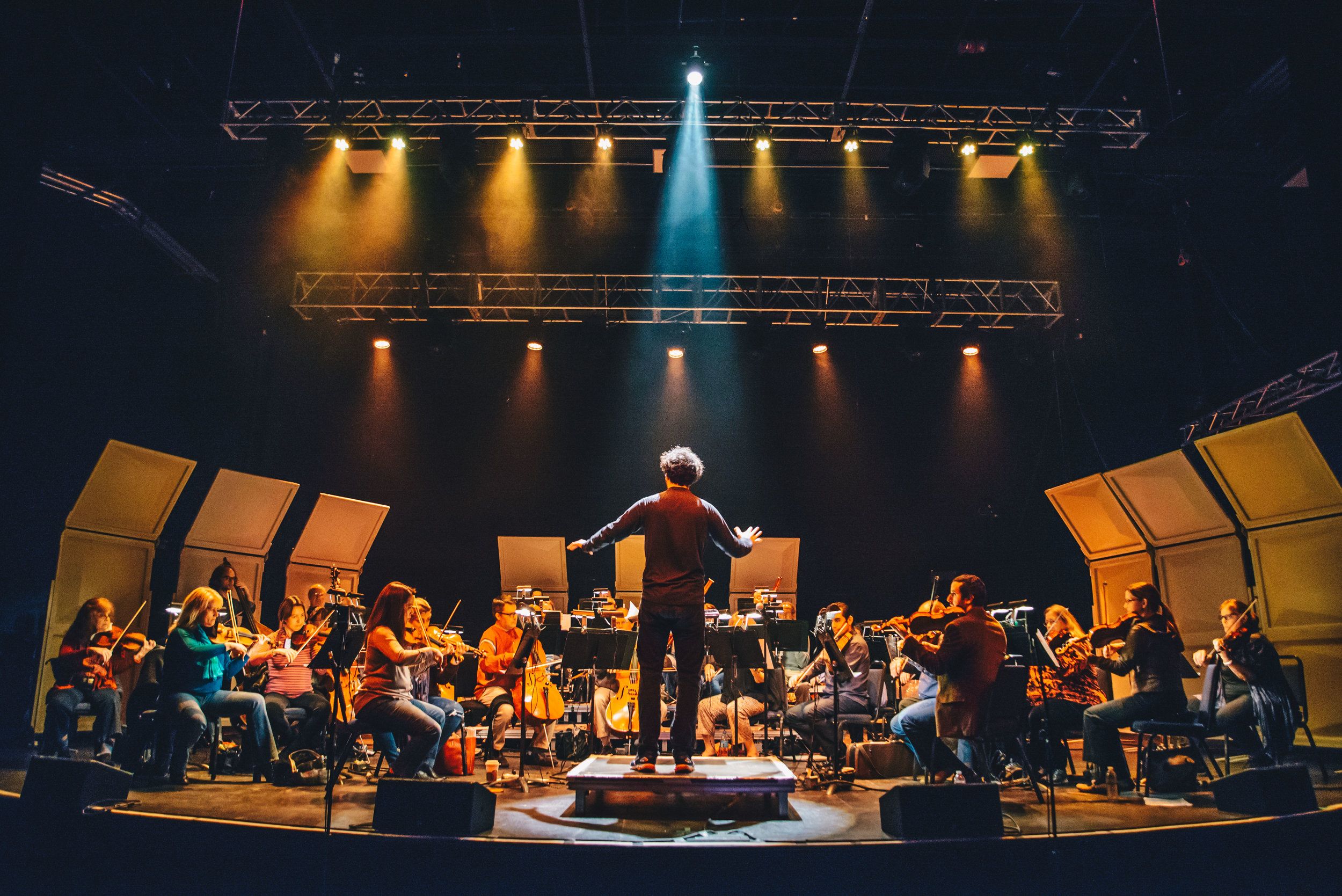 "On Friday, don't miss ""Orchestrate."" Orlando Philharmonic and Florida Symphony Youth Orchestras back 5 Florida bands : The 502s, chrmng, NIGHTBREAKERS, Whyte Tygers, and Kristopher James."