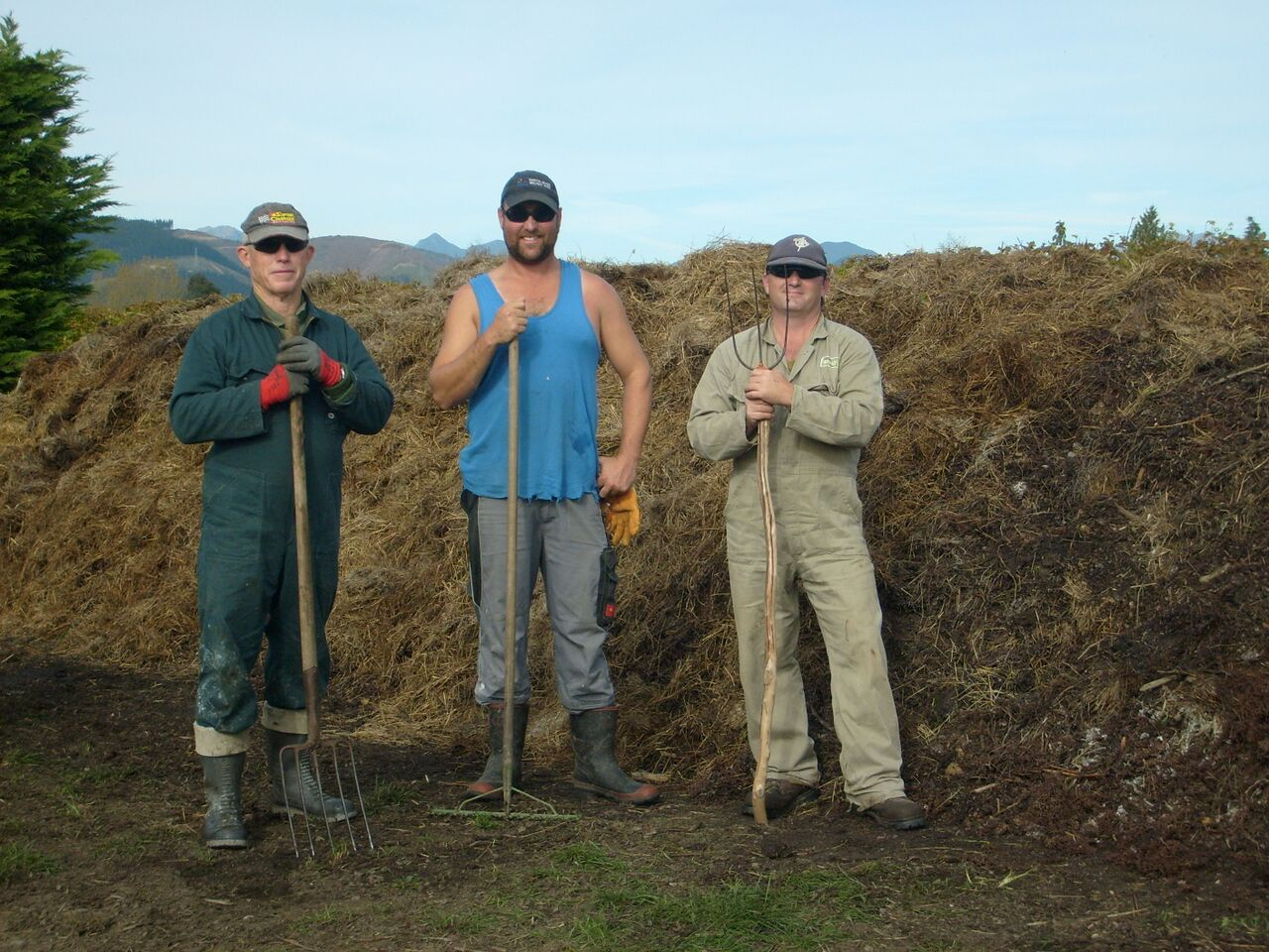 Ian, Kris, Peter Compost.jpeg