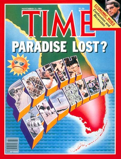 """Time's """"Paradise Lost?"""" cover"""
