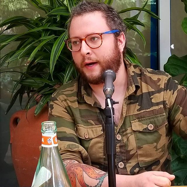 Chef Pablo Zitzmann (@zixmann) is @piginc's guest on a new episode of Pan Con Podcast. They got together at the @arietemiami patio to talk about how Pablo fell in love with Asian cooking while growing up in Colombia, communicating culture through food, dealing with burnout, leading teams, the last days of @noname_chinese, and Pablo's vision for his next project.  Listen now on all the things: Apple Podcasts, Google Play Music, Stitcher, Spotify, SoundCloud and iHeartRadio. Or follow the link in our bio.  #Miami #Colombia #chef #AsianFood #food #leadership #entrepreneurship