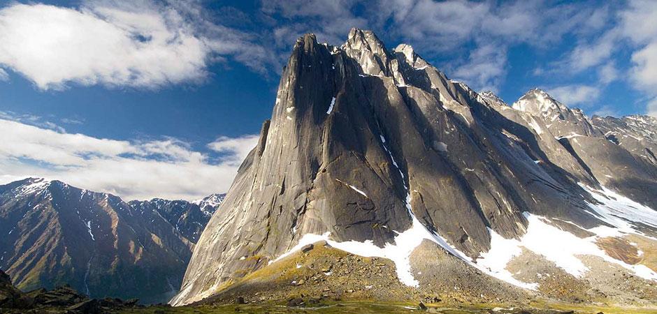 Mount Harrison Smith