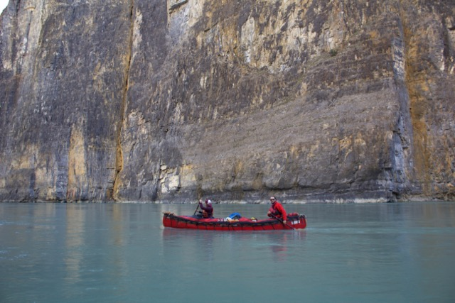 Nahanni River Canoe in Gate.jpg