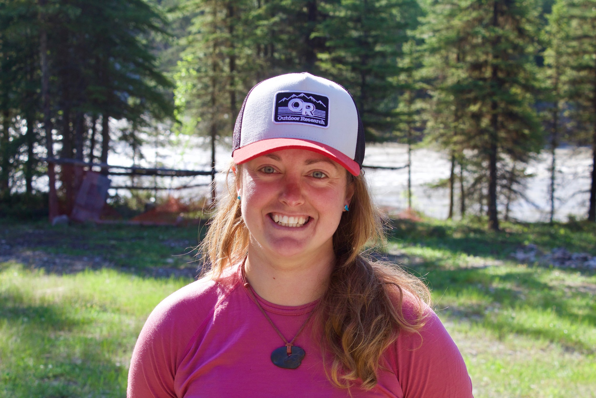 Justine Wilmot Nahanni Wild River Guide