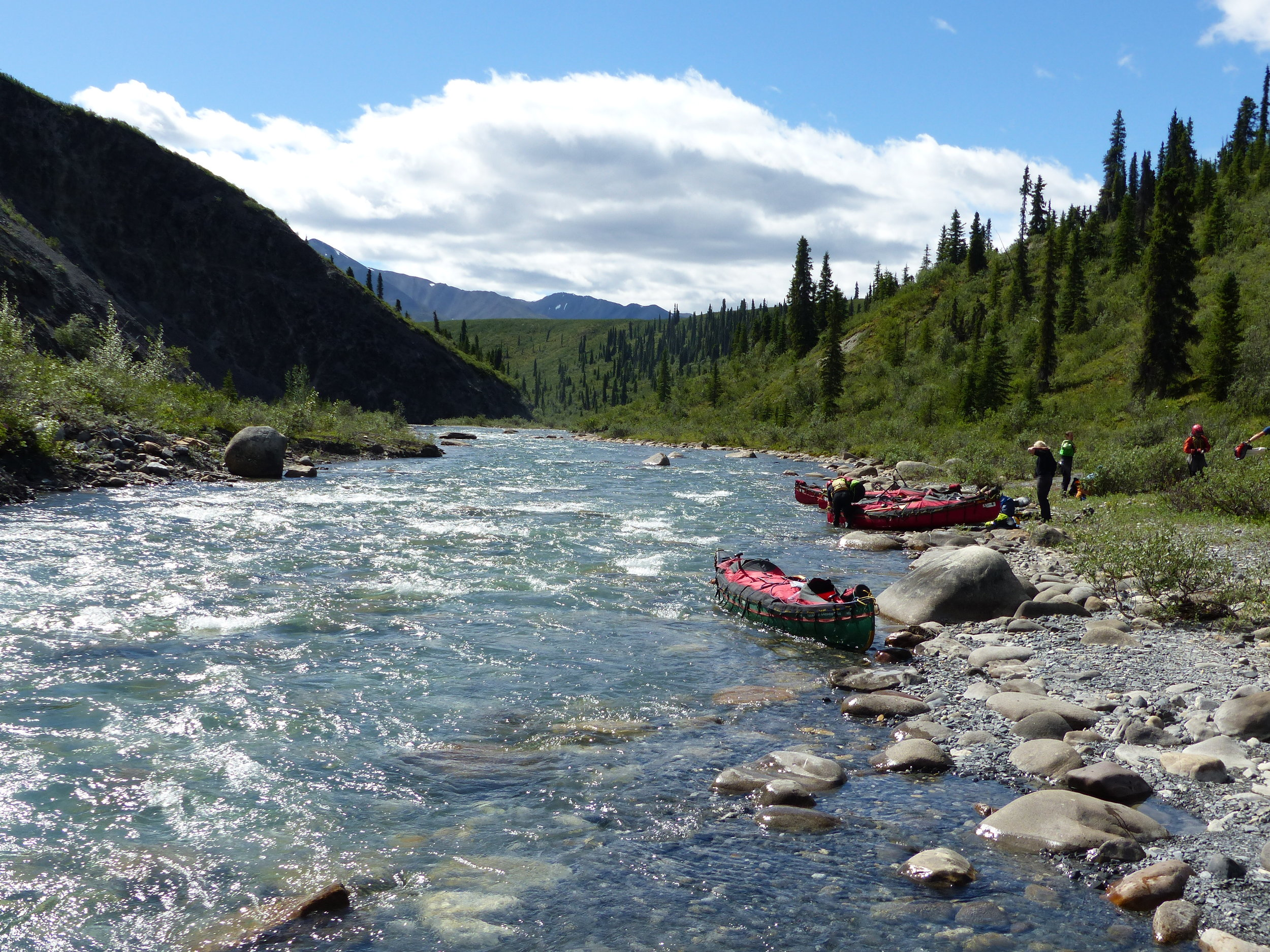 Broken Skull River