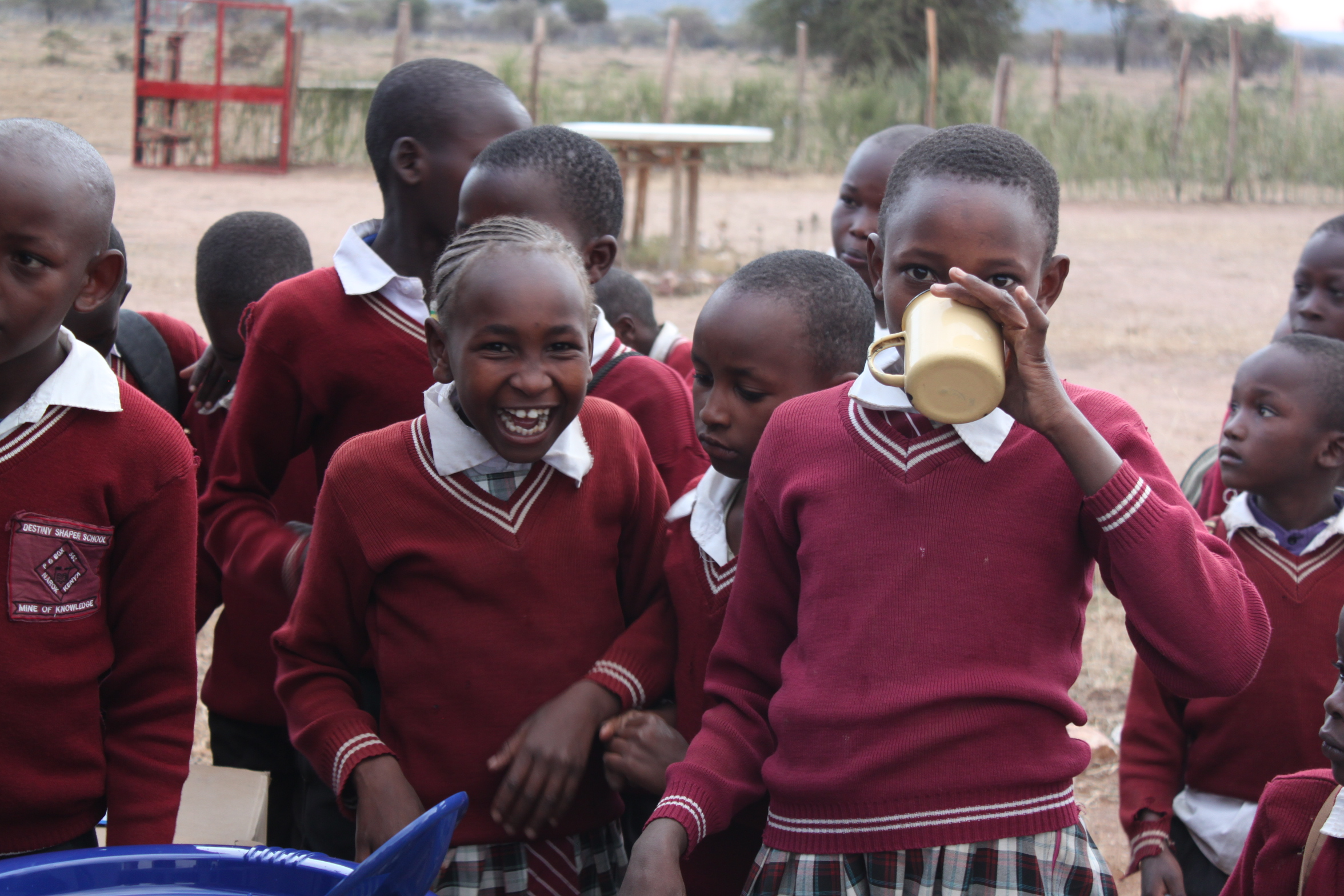 We believe - Everyone has the right to proper health and sanitation