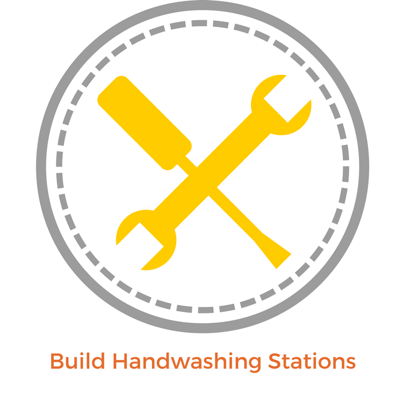 Humans for Education BUILD HANDWASHING